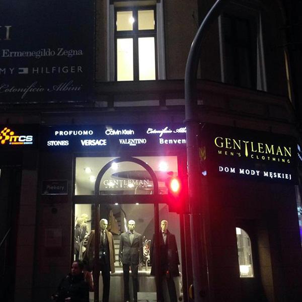 Gentleman – Men's Clothing
