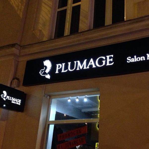 Plumage – Salon Mody
